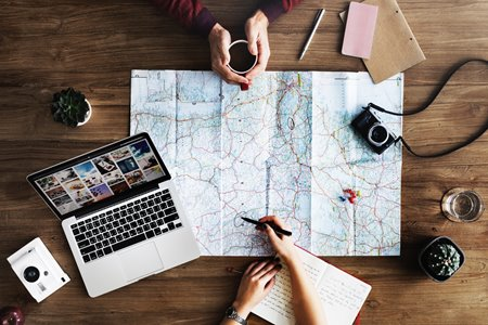 6 Travel apps that really help the planning process